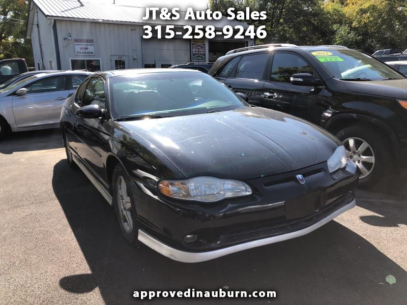 Chevrolet Monte Carlo Supercharged SS 2004