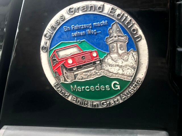 2008 Mercedes-Benz G-Class G500