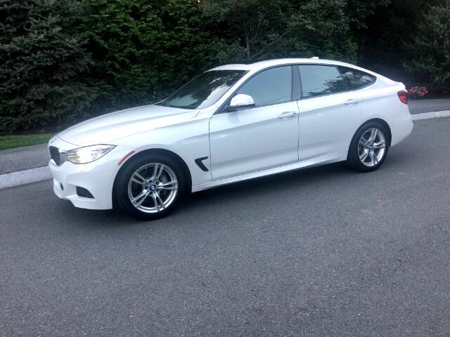 BMW 3-Series Gran Turismo 335i xDrive 2015
