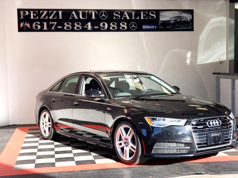 Audi A6 3.0T Premium Plus quattro 2016