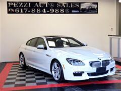 2014 BMW 6-Series Gran Coupe