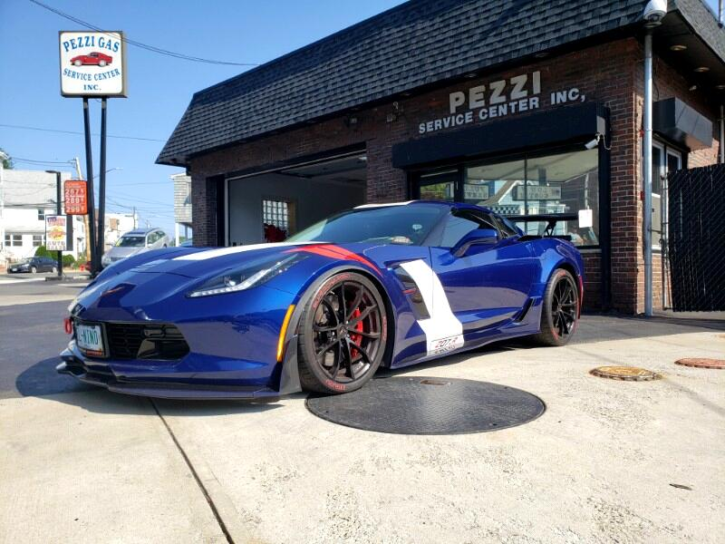 2017 Chevrolet Corvette Grand Sport w/3LT