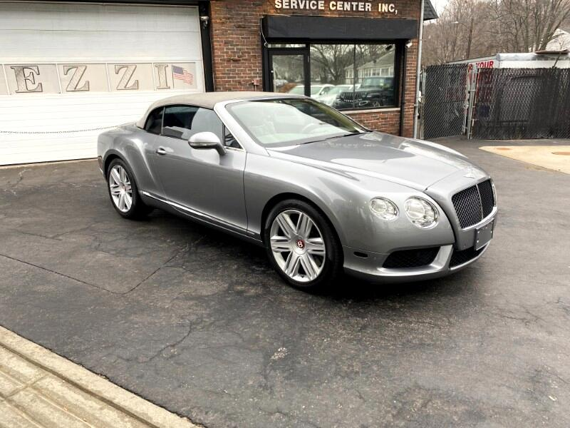 Bentley Continental GTC V8 2014