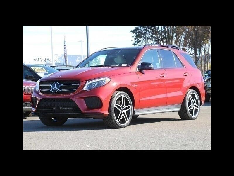 Mercedes-Benz GLE-Class AMG GLE 43 4MATIC 2018