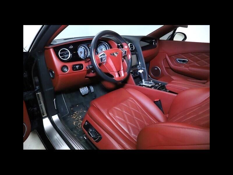 Bentley Continental GTC Speed 2014