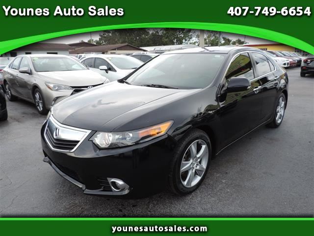 2014 Acura TSX 5-Spd AT