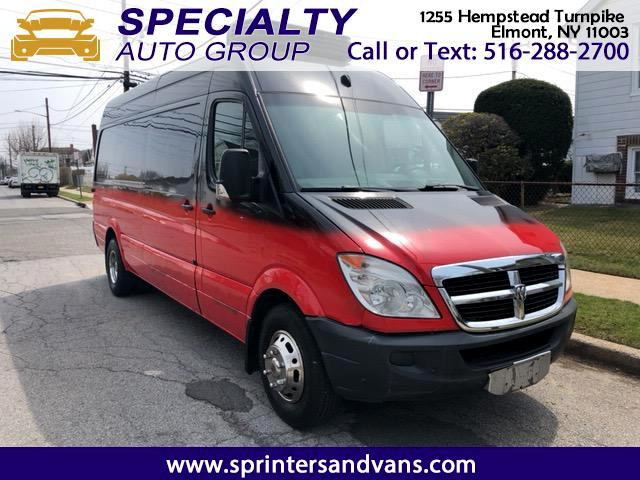 2007 Dodge Sprinter Van 3500 170-in. WB EXT Refrigerated