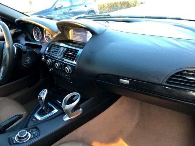 2009 BMW 6-Series 650i Convertible