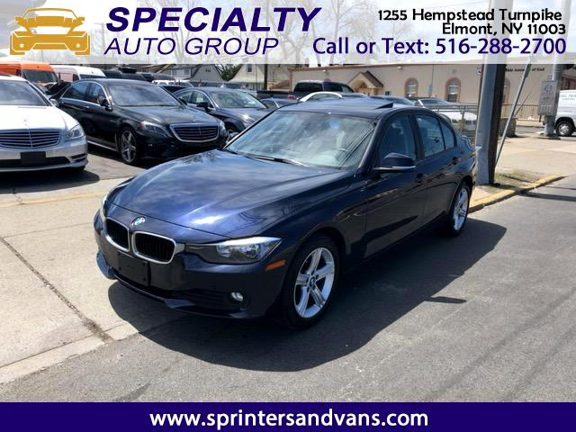 2015 BMW 3-Series 328d xDrive Sedan