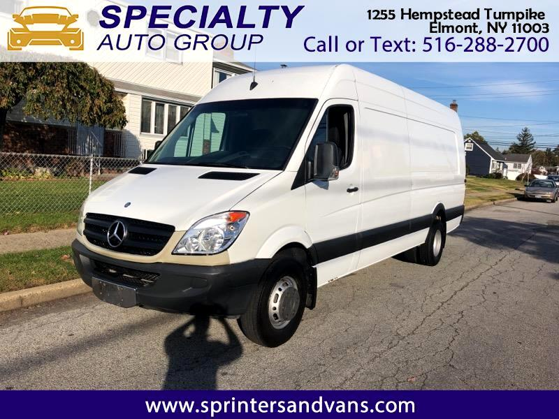 2011 Mercedes-Benz Sprinter 3500 High Roof 170-in. WB EXT