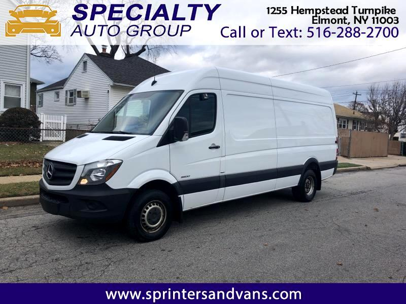 2016 Mercedes-Benz Sprinter 3500 High Roof 170-in. WB