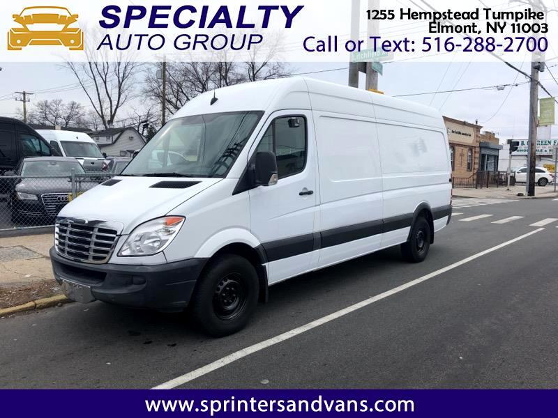 2011 Mercedes-Benz Sprinter 2500 170-in. WB