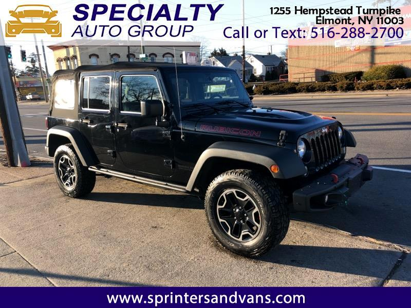 2015 Jeep Wrangler Rubicon Hard Rock 4x4 *Ltd Avail*