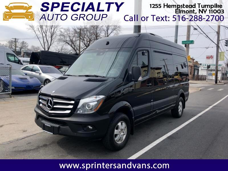 2015 Mercedes-Benz Sprinter 2500 Passenger Van 144-in. WB