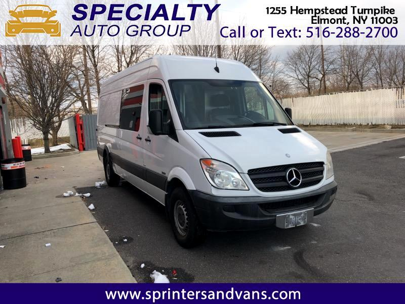 2012 Mercedes-Benz Sprinter 2500 Pass. Van High Roof 170-in. WB