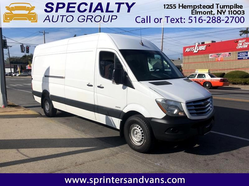 "Mercedes-Benz Sprinter 2500 High Roof V6 170"" Extended RWD 2015"