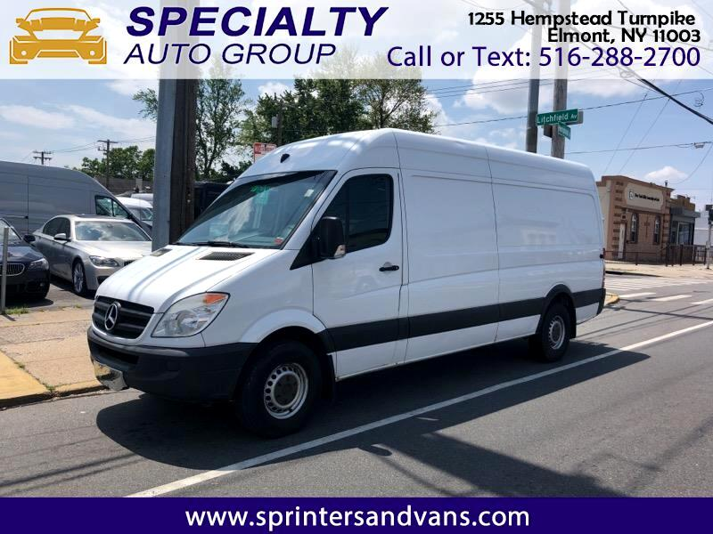 2010 Mercedes-Benz Sprinter 2500 High Roof 170-in. WB