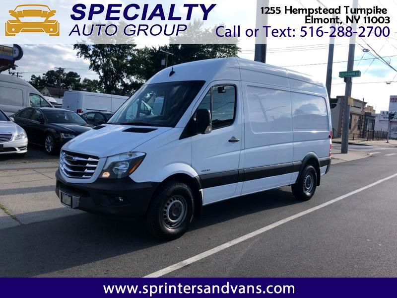 2014 Freightliner Sprinter 2500 High Roof 144-in.WB