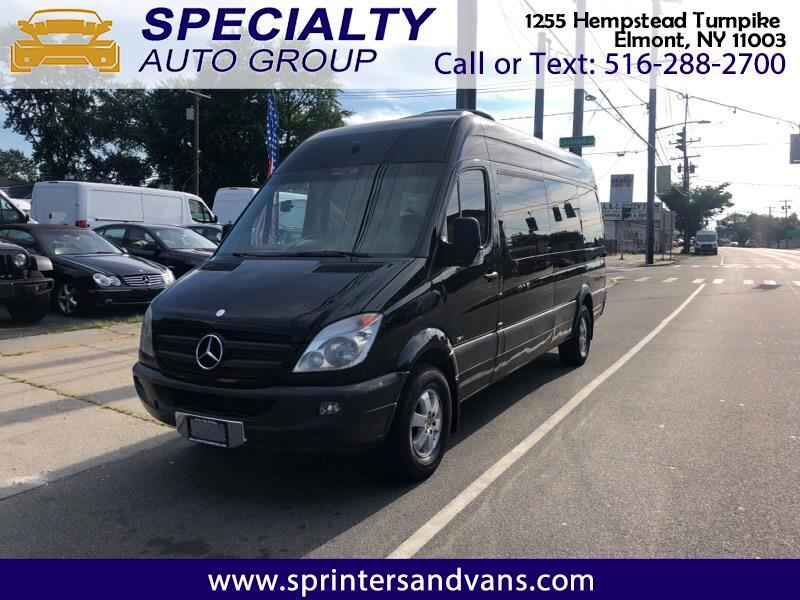 Mercedes-Benz Sprinter 2500 Passenger Van High Roof 170-in. WB 2013