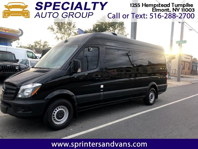 2015 Mercedes-Benz Sprinter 2500 Passenger Van High Roof 170-in. WB
