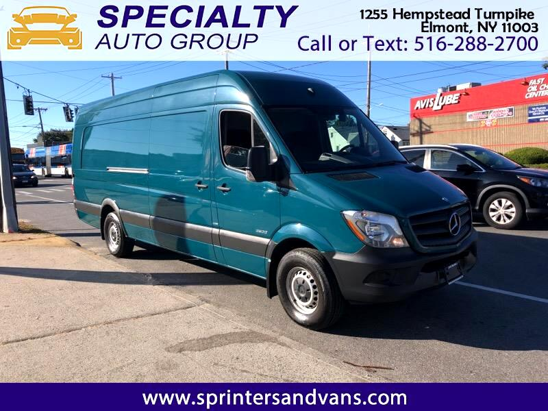 Mercedes-Benz Sprinter 2500 High Roof 170-in. WB EXT 2015