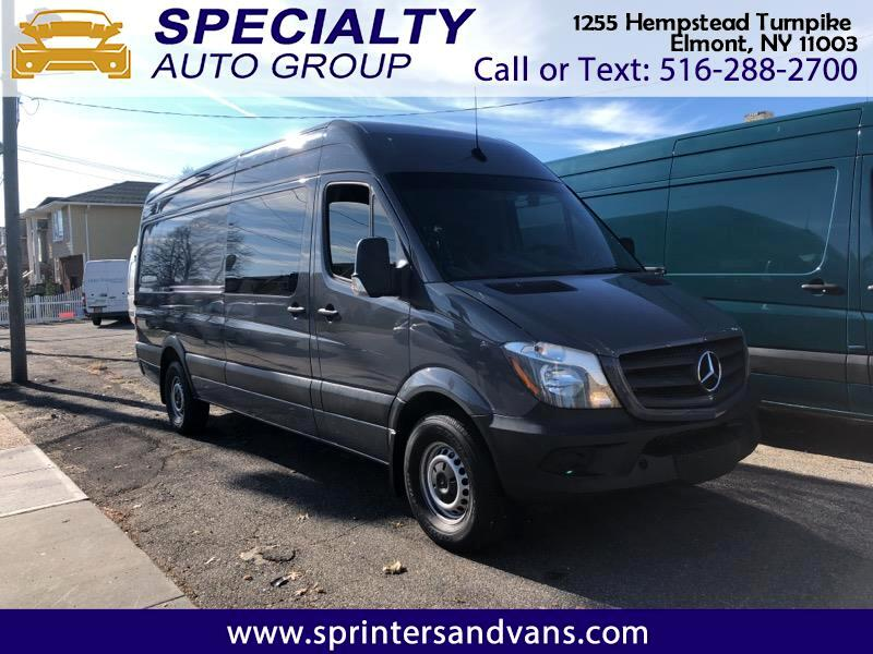 Mercedes-Benz Sprinter 2500 High Roof 170-in. WB EXT 2018