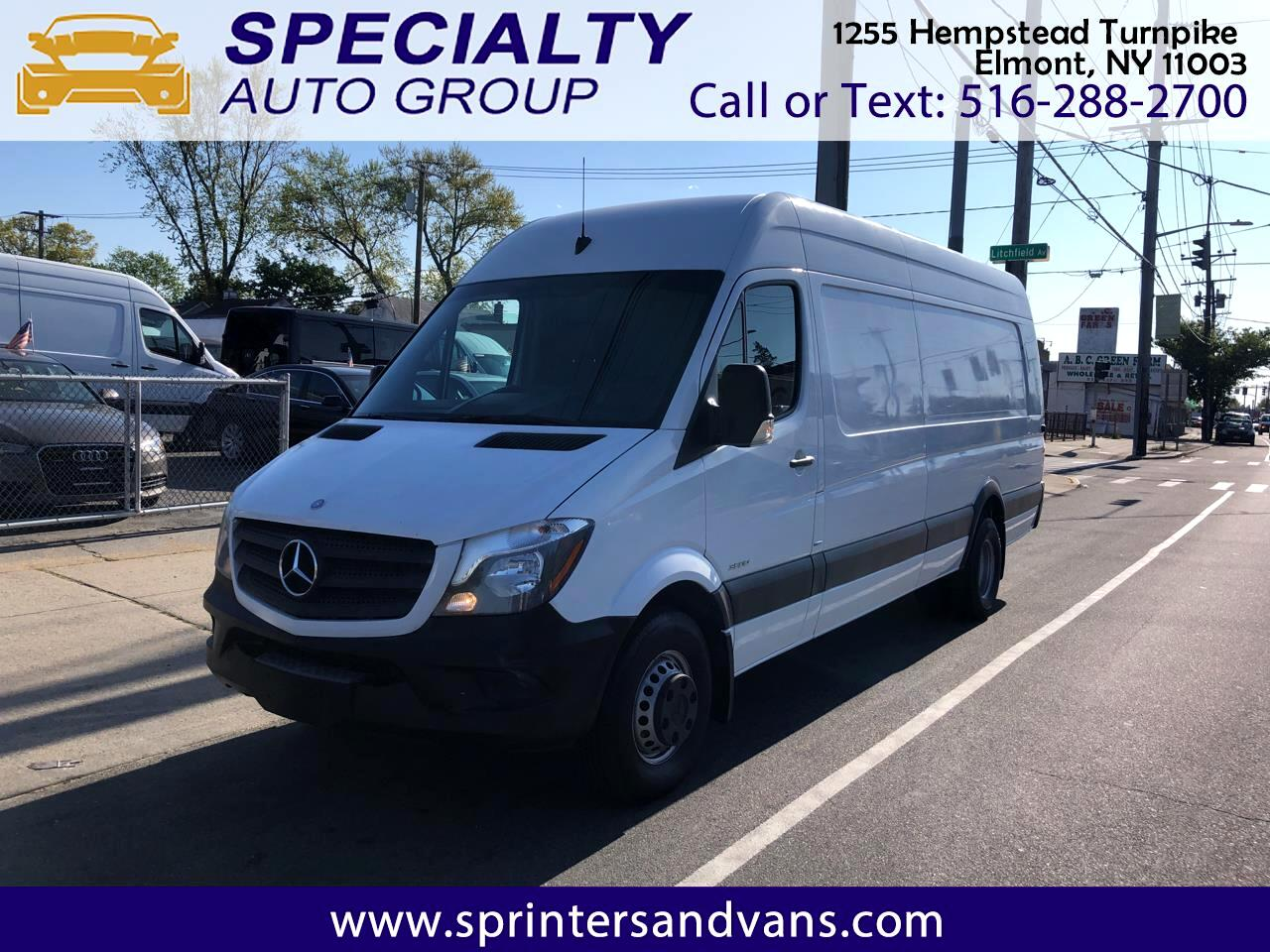 Mercedes-Benz Sprinter 3500 High Roof 170-in. WB EXT 2015