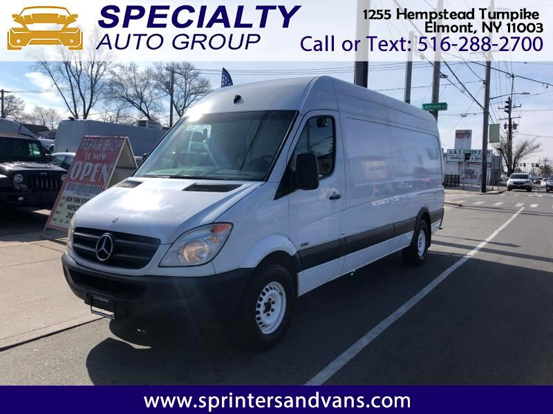 Mercedes-Benz Sprinter Cargo Van 2500 High Roof 170-in. WB EXT 2011