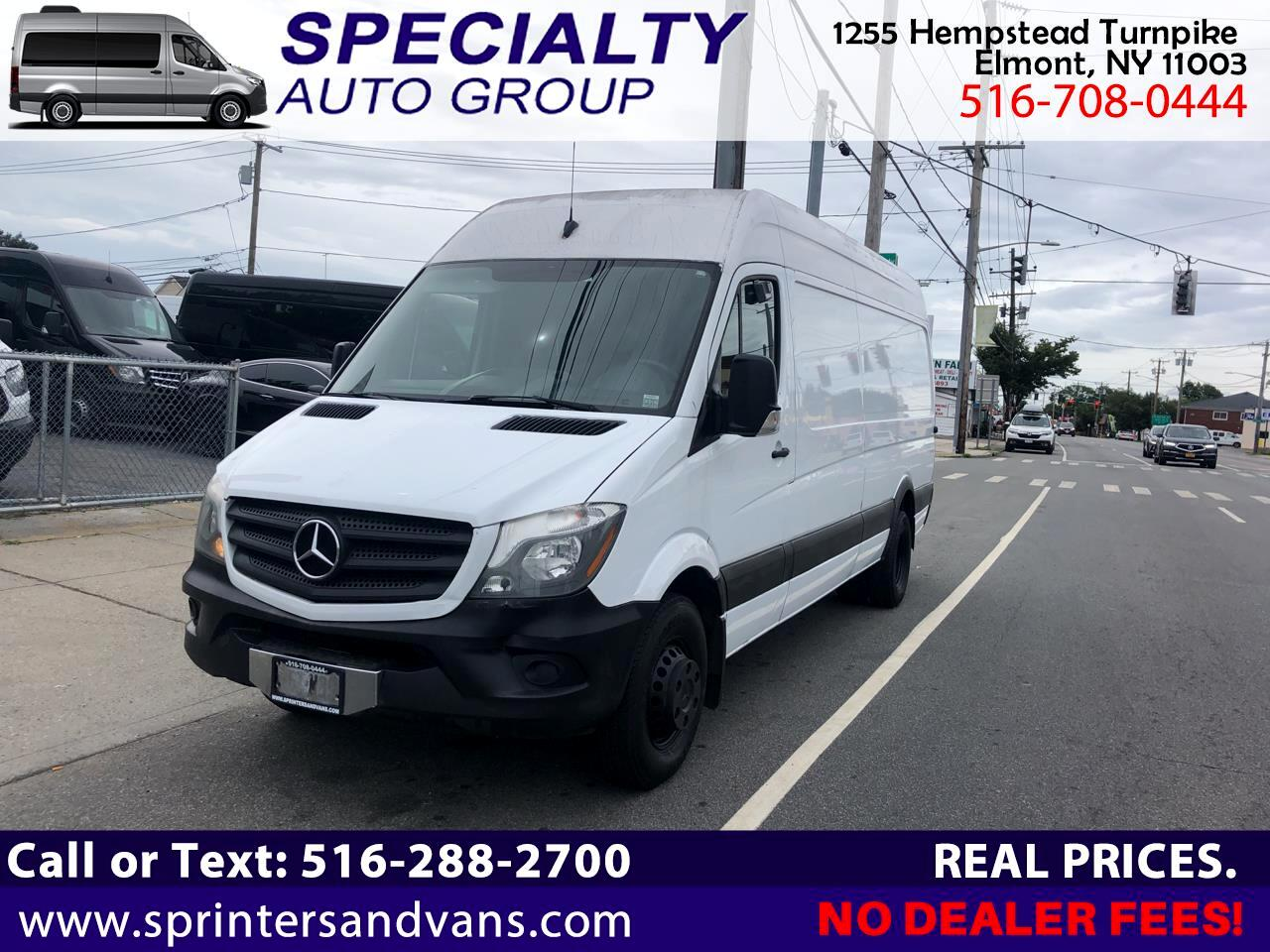 Mercedes-Benz Sprinter 3500 High Roof 170-in. WB EXT 2014