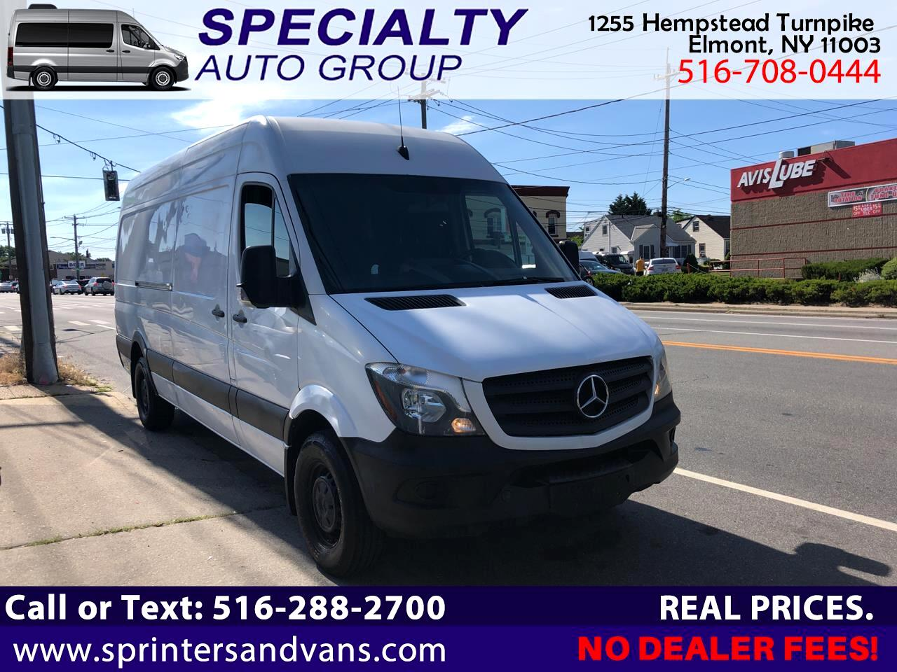 Mercedes-Benz Sprinter 2500 High Roof 170-in. WB 2016
