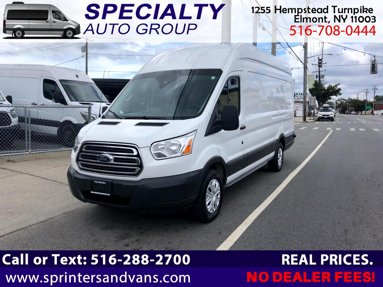 Ford Transit 250 Van High Roof w/Sliding Pass. 148-in. WB EL 2017
