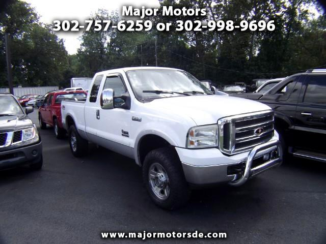 2005 Ford F-250 SD XL SuperCab 4WD
