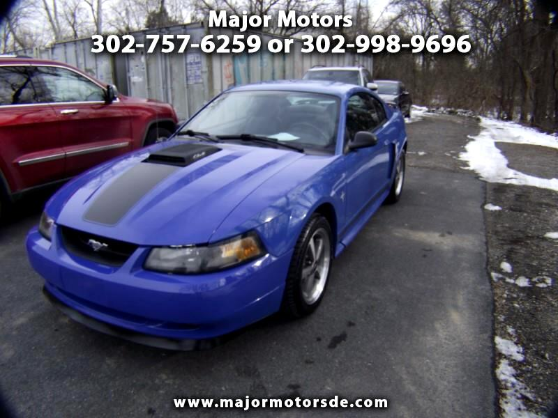 2003 Ford Mustang 2dr Cpe Premium Mach 1