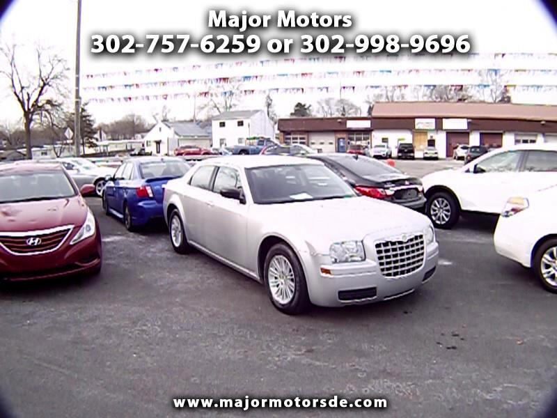 2009 Chrysler 300 4dr Sdn LX RWD *Ltd Avail*