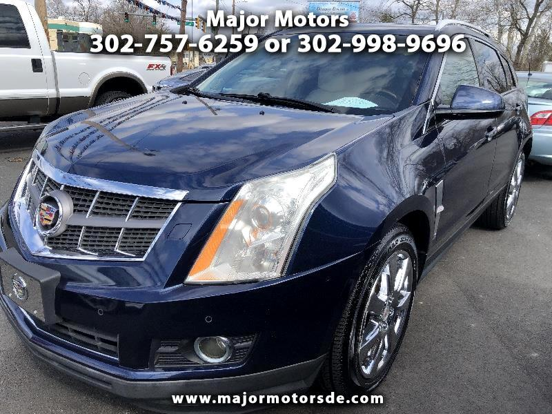 2011 Cadillac SRX AWD 4dr Performance Collection