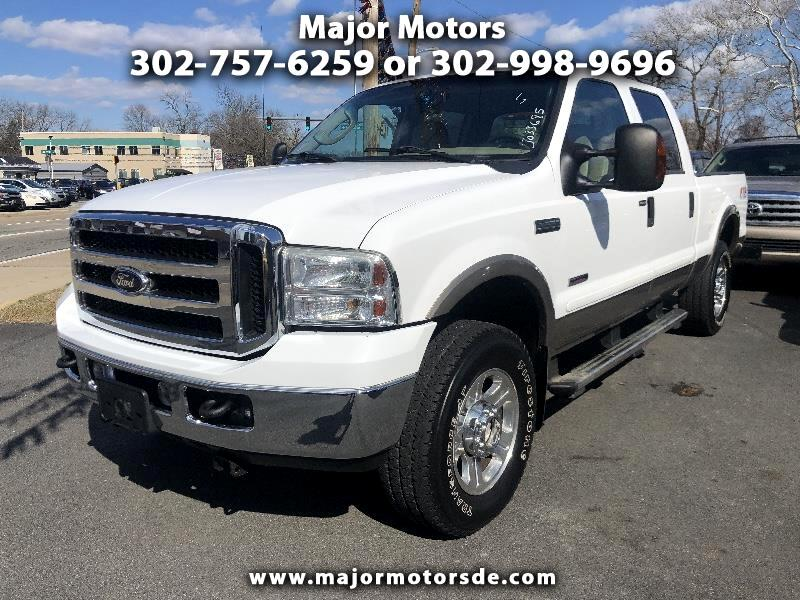 """2006 Ford Super Duty F-250 Supercab 158"""" Lariat 4WD"""