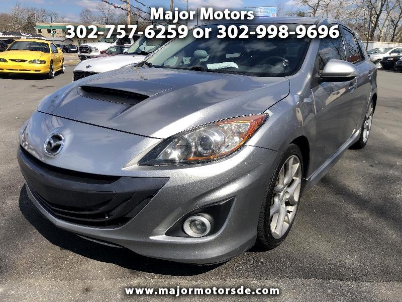 2012 Mazda MAZDA3 5dr HB Man Mazdaspeed3 Touring *Ltd Avail*