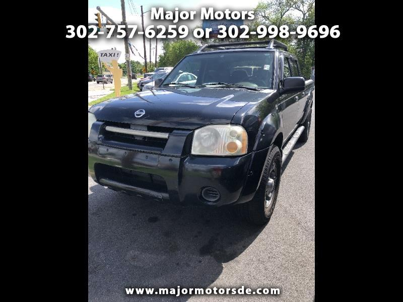 2004 Nissan Frontier 2WD XE Crew Cab V6 Auto Long Bed