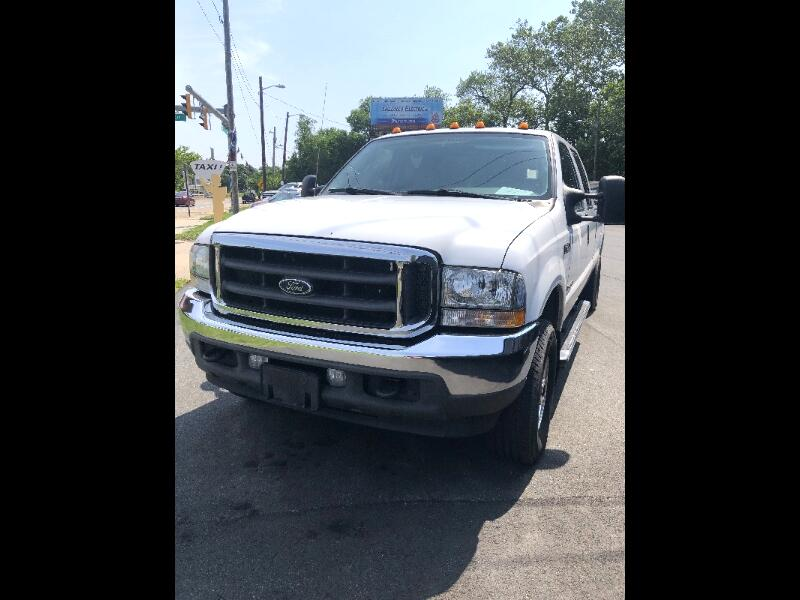 2004 Ford Super Duty F-250 Crew Cab 156