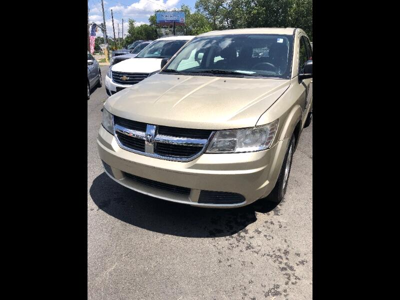 2010 Dodge Journey FWD 4dr SE