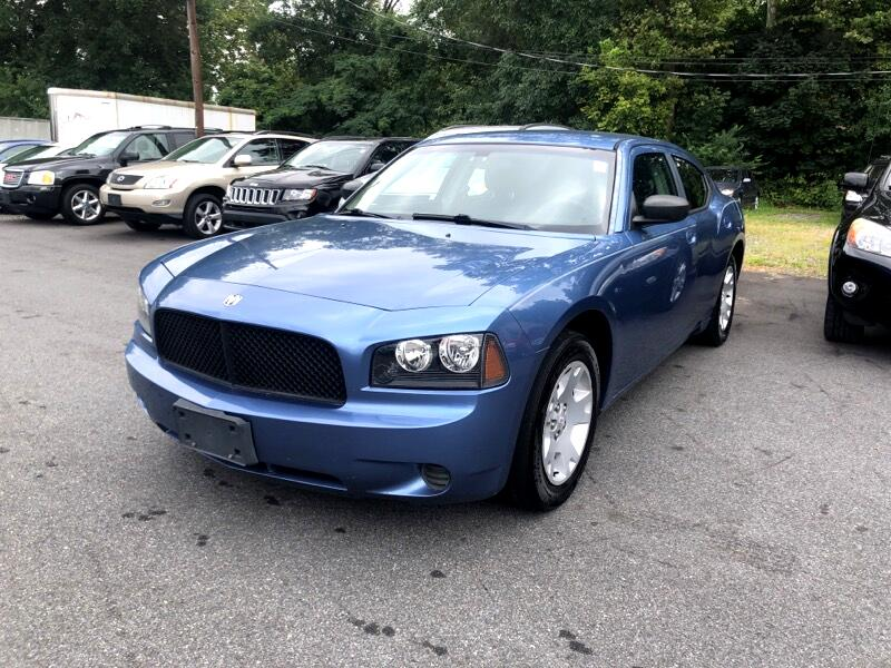 2007 Dodge Charger 4dr Sdn 4-Spd Auto RWD