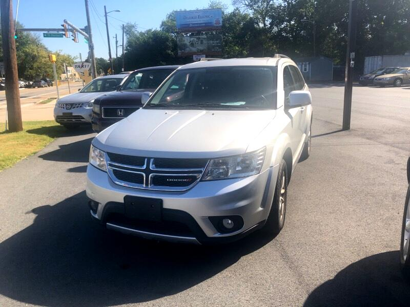 2013 Dodge Journey FWD 4dr SXT
