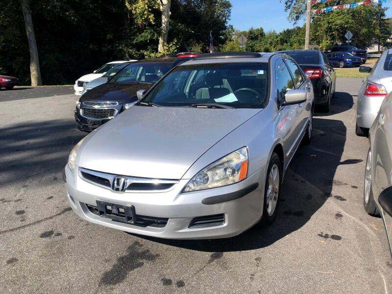 Honda Accord Sdn EX-L AT with NAVI 2006