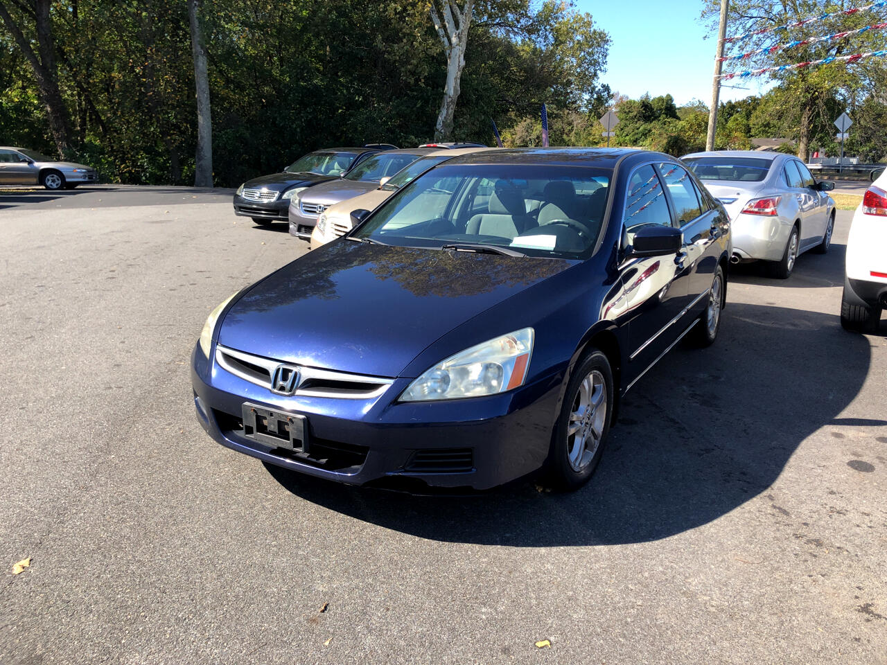 Honda Accord Sdn EX-L MT with NAVI 2006