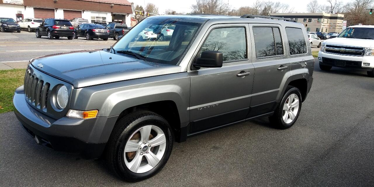 Jeep Patriot 4WD 4dr Latitude 2011
