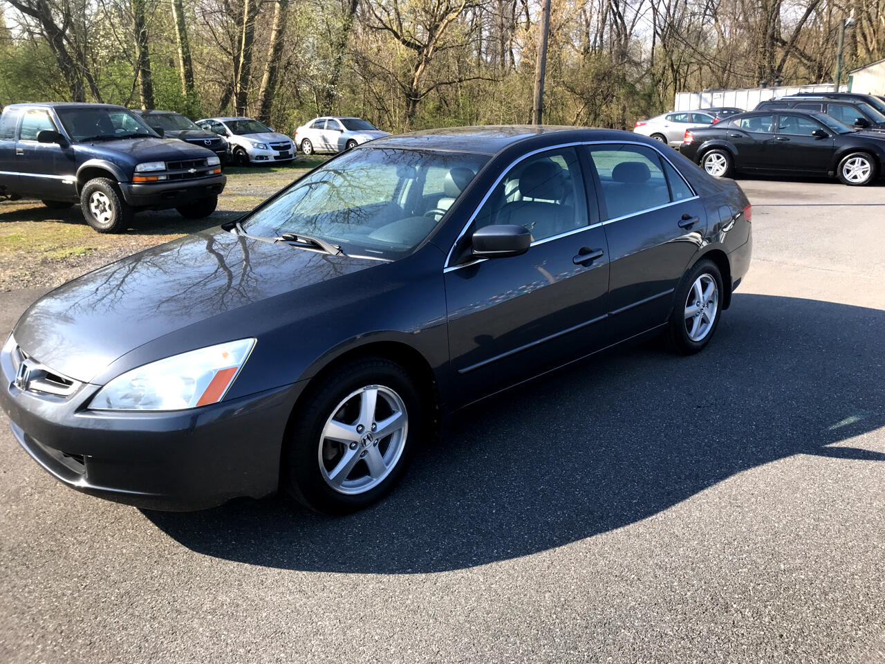 Honda Accord Sdn EX-L AT 2005