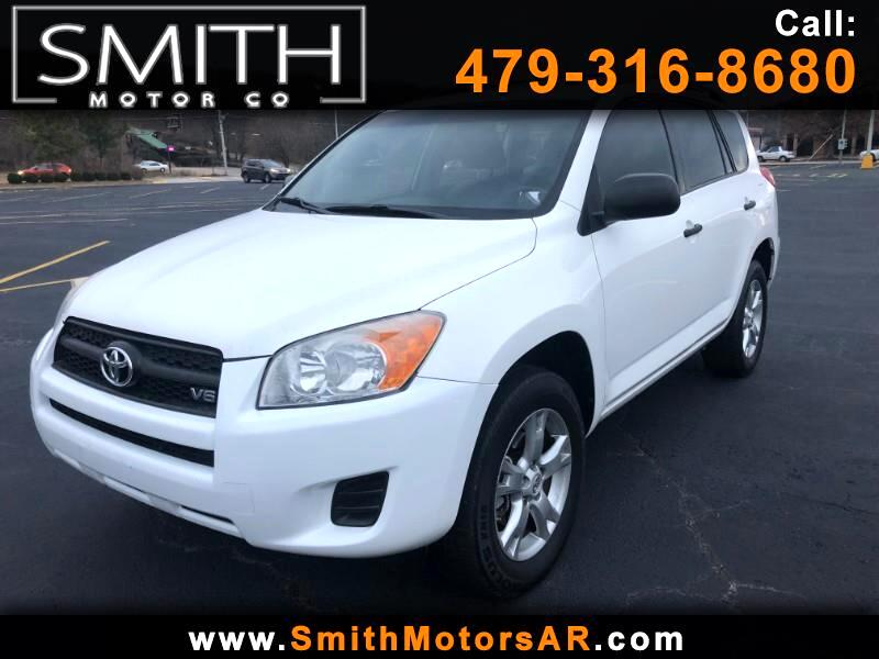 2011 Toyota RAV4 Base V6 2WD with 3rd Row