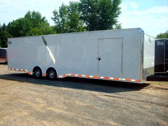 2019 Pace American Pursuit 8.5'X32' Enclosed Car Hauler