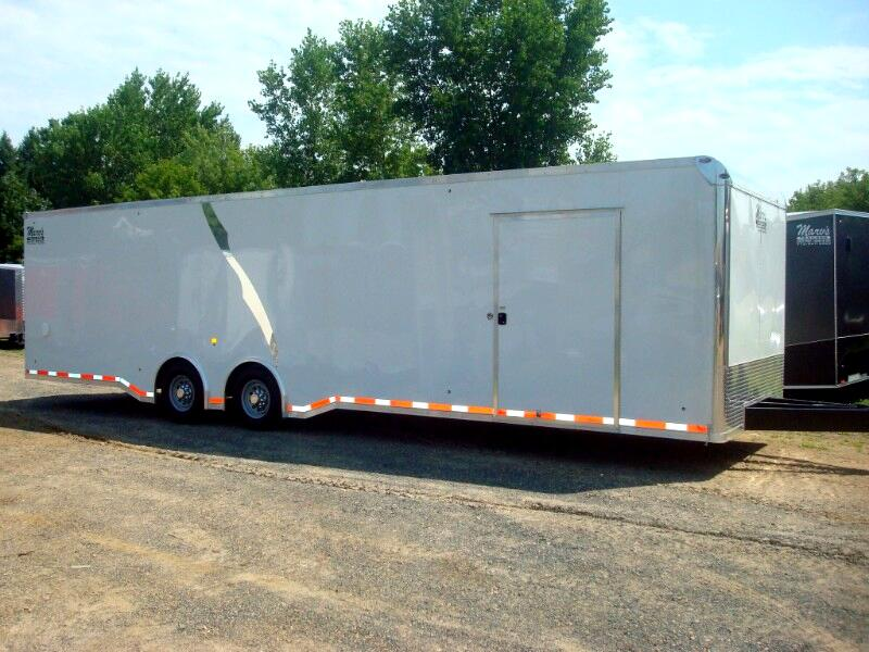 2020 Pace American Pursuit 8.5'X32' Enclosed Car Hauler