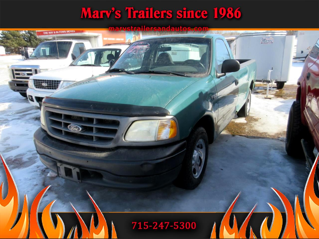 Ford F-150 XL Short Bed 2WD 2002
